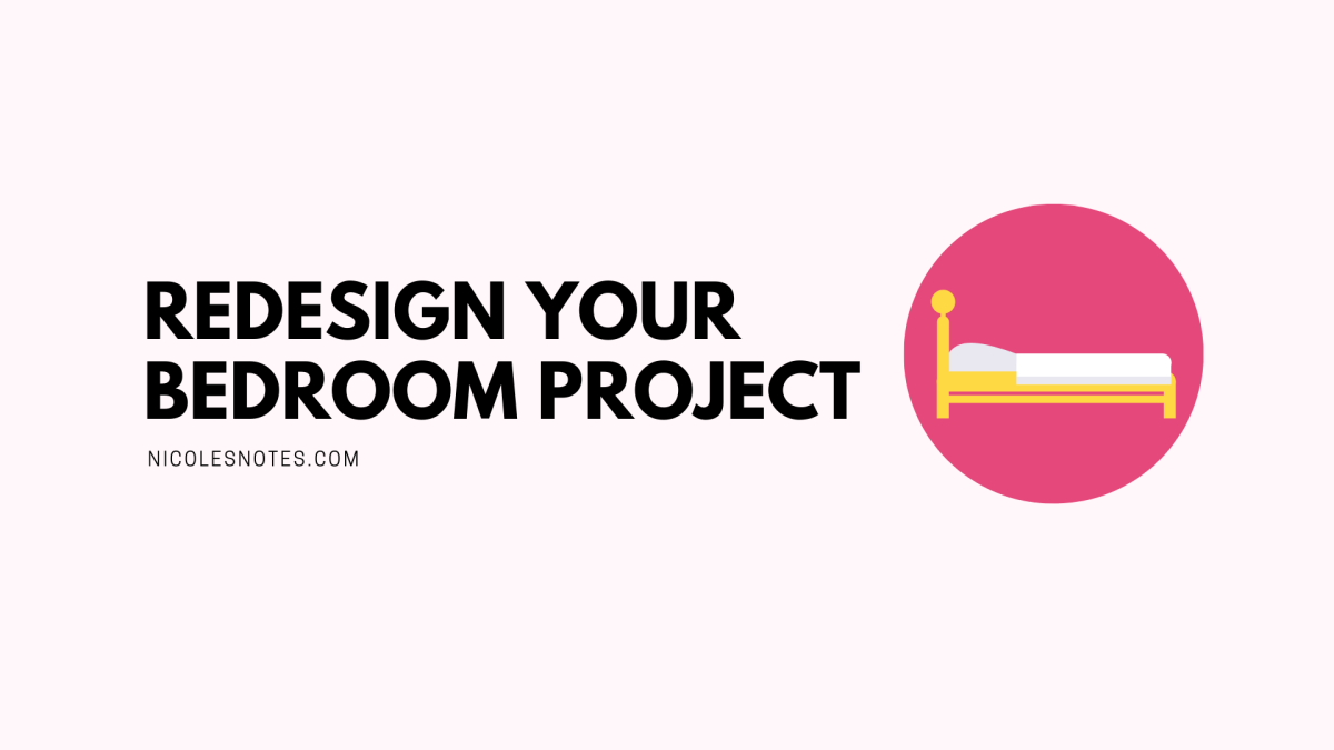 redesign your bedroomproject
