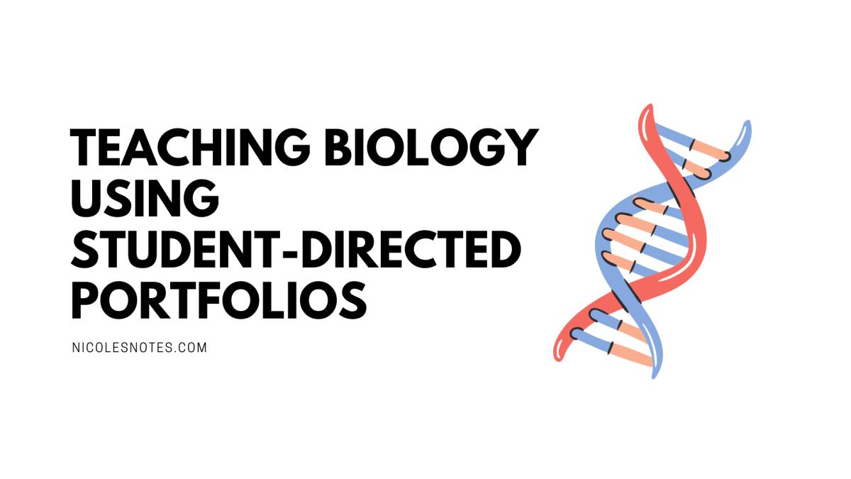 Teaching Biology using Student-directed Portfolios