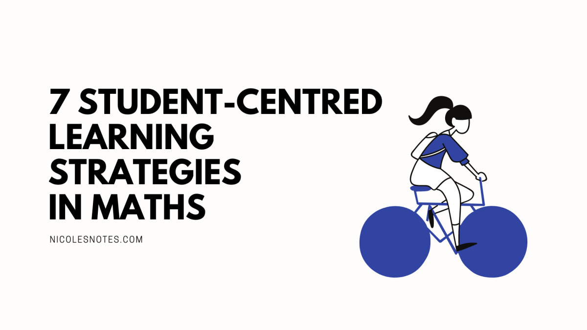 7 Student-Centred Learning Strategies in Maths